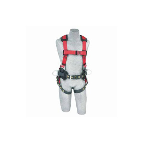 dbin1191209 dbi sala 1191209 pro construction harnesses, back and side belt d