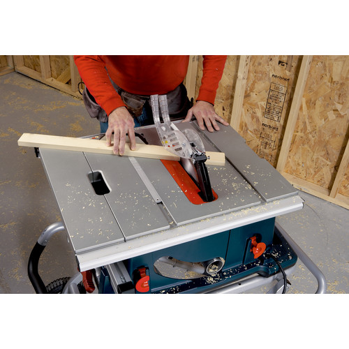 Factory Reconditioned Bosch 4100-RT 10 in. Worksite Table Saw image number 4