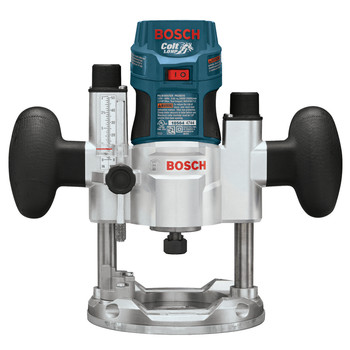 Bosch PR20EVSPK Colt Palm Grip 5.6 Amp 1 HP Variable-Speed Combination Plunge and Fixed-Base Router Kit image number 1