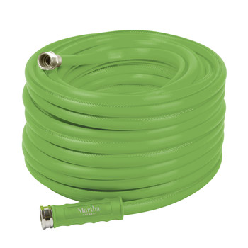 Martha Stewart MTS-APGH100 100 ft. 5/8 in. Medium-Duty Max Flow All-Purpose Garden Hose