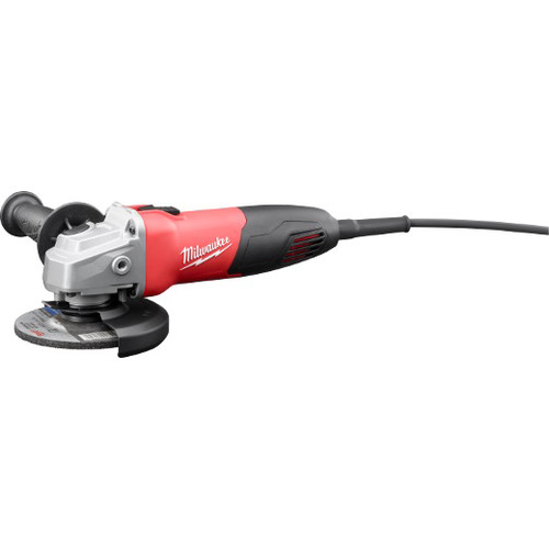 Milwaukee 6130-33 4.5 in. 7 Amp Small Angle Grinder with Slide Switch image number 0
