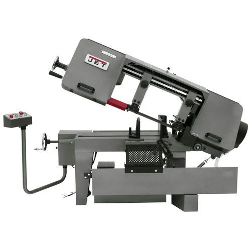 JET J-7040 3Ph 10 in. x 16 in. Horizontal Band Saw image number 0