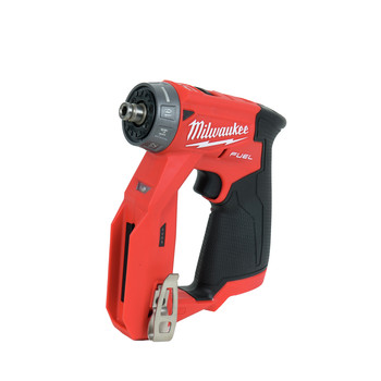 Milwaukee 2505-22 M12 FUEL Lithium-Ion 3/8 in. Cordless Installation Drill Driver Kit (2 Ah) image number 2