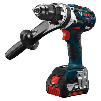 Bosch DDH183-01 18V Lithium-Ion EC Brushless Brute Tough 1/2 in. Cordless Drill Driver Kit (4 Ah) image number 2