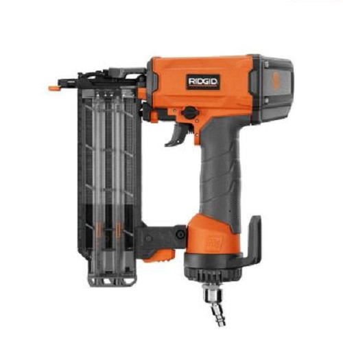 Factory Reconditioned Ridgid ZRR213BNE 18-Gauge 2-1/8 in. Oil-Free Brad Nailer