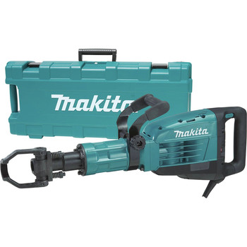 Makita HM1307CB 35 lb. 1-1/8 in. Hex Demolition Hammer Kit image number 0