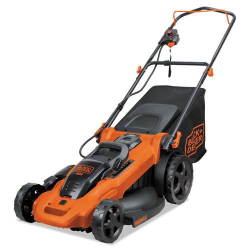 Black Amp Decker Cm2043c 40v Max 20 In 3 In 1 Electric Lawn