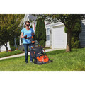 Black & Decker BEMW472ES 10 Amp/ 15 in. Electric Lawn Mower with Pivot Control Handle image number 5