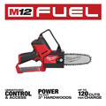 Milwaukee 2527-20 M12 FUEL HATCHET Brushless Lithium-Ion 6 in. Cordless Pruning Saw (Tool Only) image number 2