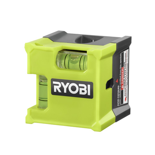 Factory Reconditioned Ryobi ZRELL1500 Laser Cube Compact Laser Level