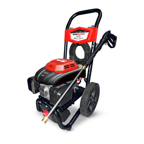 Simpson 61082 Clean Machine 3200 PSI 2.4 GPM SIMPSON 196cc Cold Water Gas Pressure Washer image number 0
