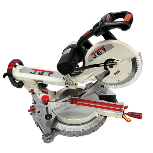 JET JMS-12SCMS B3NCH 12 in. Dual Bevel Sliding Compound Miter Saw