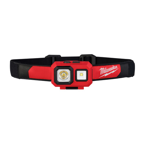 Milwaukee 2104 Spot/Flood Alkaline Headlamp