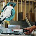 Makita LS1018 13 Amp 10 in. Dual Slide Compound Miter Saw image number 4
