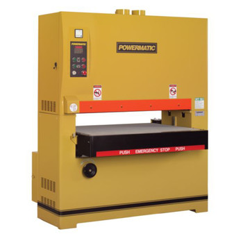 Powermatic 1790843 230/460V 3-Phase 25-Horsepower 43 in. Wide Belt Sander