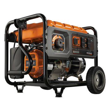 Factory Reconditioned Generac 6672R 5,500 Watt Portable Generator with Cord image number 3