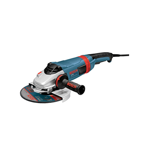 Bosch 1974-8D 7 in. 4 HP 8,500 RPM Large Angle Grinder with No Lock-On