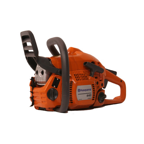 Factory Reconditioned Husqvarna 967166003 41cc 2 4 HP Gas 18 in  Rear  Handle Chainsaw