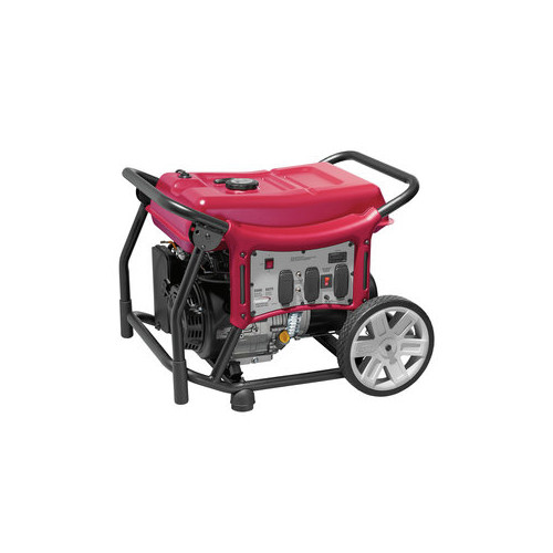 Powermate PMC145500 CX Series 5,500-Watt Gasoline Powered Recoil-Start Portable Generator