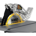 Dewalt DWE7480 10 in. 15 Amp Site-Pro Compact Jobsite Table Saw image number 12