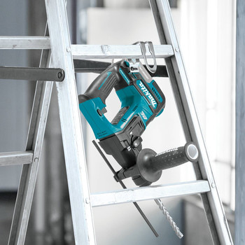 Makita RH01Z 12V MAX CXT Lithium-Ion Brushless Cordless 5/8 in. Rotary Hammer, accepts SDS-PLUS bits, (Tool Only) image number 3