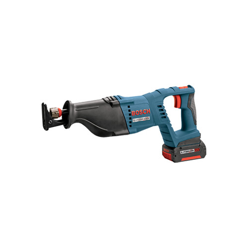Factory Reconditioned Bosch CRS180K-RT 18V Cordless Lithium-Ion 1-1/8 in. Reciprocating Saw