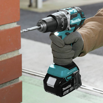 Makita XT337T 18V LXT Lithium-Ion 5.0 Ah Brushless 3-Piece Combo Kit image number 8