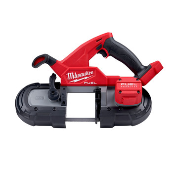 Milwaukee 2829-20 M18 FUEL Lithium-Ion Compact 3-1/4 in. Cordless Band Saw (Tool Only)