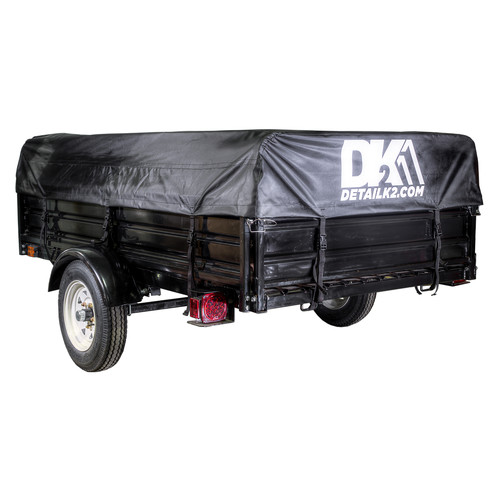 Detail K2 TC5X7 5 ft. x 7 ft. Heavy Duty Vinyl Trailer Cover
