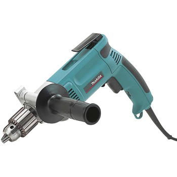 Makita DP4000 7 Amp 0 - 900 RPM Variable Speed 1/2 in. Corded Heavy Duty Drill image number 0