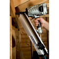 Factory Reconditioned Hitachi NR90AES1 2 in. to 3-1/2 in. Plastic Collated Framing Nailer image number 3