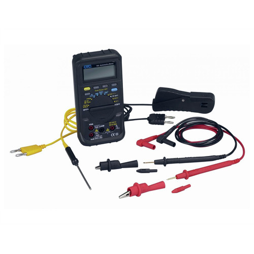 OTC Tools & Equipment 3505A 100 Series Auto-Ranging Automotive Multimeter image number 0