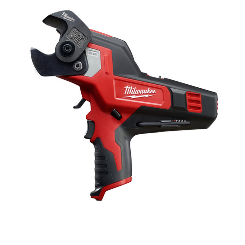 Milwaukee 2472-20 M12 12V Cordless Lithium-Ion 600 MCM Cable Cutter (Tool Only) image number 0