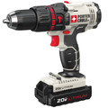 Factory Reconditioned Porter-Cable PCC621LBR 20V Max Cordless Lithium-Ion Compact Hammer Drill Kit