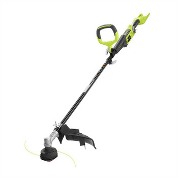 Factory Reconditioned Ryobi ZRRY40220BT Expand-It 40V-X Lithium-Ion Straight Split Shaft String Trimmer (Tool Only) image number 0