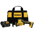 Dewalt DCS312G1 XTREME 12V MAX Brushless Lithium-Ion One-Handed Cordless Reciprocating Saw Kit (3 Ah) image number 0
