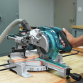 Makita LS0815F 10.5 Amp 8-1/2 in. Slide Compound Miter Saw image number 7