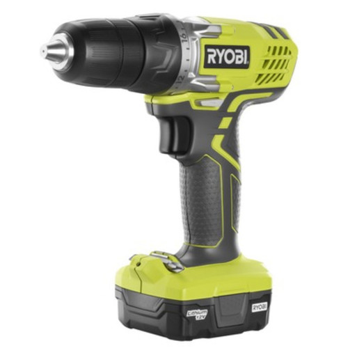 Factory Reconditioned Ryobi ZRHJP004 12V Cordless Lithium-Ion 3/8 in. Keyless Drill Driver