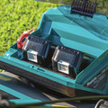 Makita XML03PT1 18V X2 (36V) LXT Lithium-Ion Brushless 18 in. Lawn Mower Kit with 4 Batteries (5.0Ah) image number 10