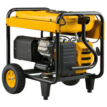 Factory Reconditioned Dewalt PM0167000.01R 420cc 7,000 Watt Gas Powered Commercial Generator image number 1