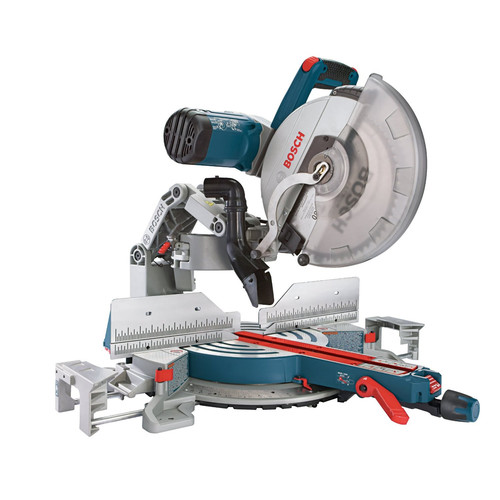 Factory Reconditioned Bosch GCM12SD-RT 12 in. Dual-Bevel Glide Miter Saw image number 0