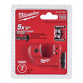 Milwaukee 48-22-4258 3/4 in. Mini Copper Tubing Cutter image number 1