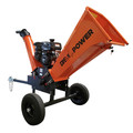 Detail K2 OPC506 6 in. 14 HP Cyclonic Chipper Shredder with KOHLER CH440 Command PRO Commercial Gas Engine