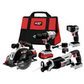 Porter-Cable PCCK614L4 20V MAX Cordless Lithium-Ion 4-Tool Combo Kit