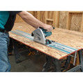 Makita SP6000J1 6-1/2 in. Plunge Circular Saw with 55 in. Guide Rail image number 2