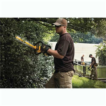 Factory Reconditioned Dewalt DCHT860BR 40V MAX Cordless Lithium-Ion 22 in. Hedge Trimmer (Tool Only) image number 3
