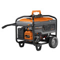 Generac XC8000E 8,000 Watt Gas Portable Generator with Electric Start (Non-CARB) image number 1