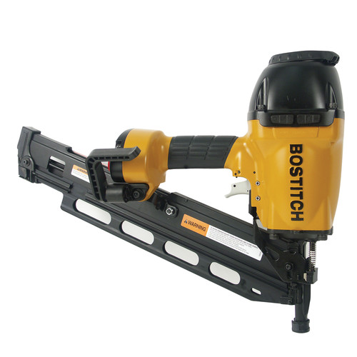 Bostitch F21PL 21 Degree 3-1/2 in. Framing and Metal Connector Nailer