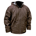 Dewalt DCHJ076ATB-2X 20V Li-Ion Heavy Duty Heated Work Coat (Jacket Only) - 2XL