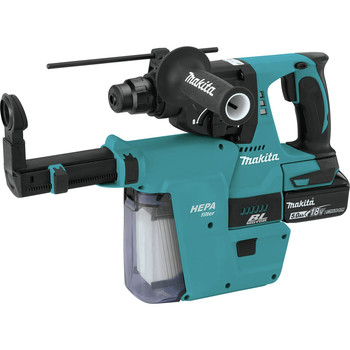 Makita XRH011TX 18V LXT Cordless Lithium-Ion 1 in. Rotary Hammer Kit image number 1